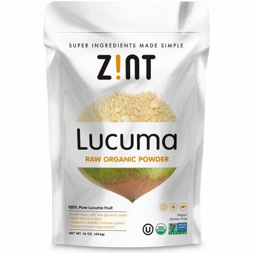 Zint, ルクマ、オーガニックパウダー、16オンス (454 g)