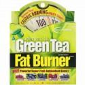 appliednutrition, 緑茶ファットバーナー、即効性液体ソフトジェル 30粒